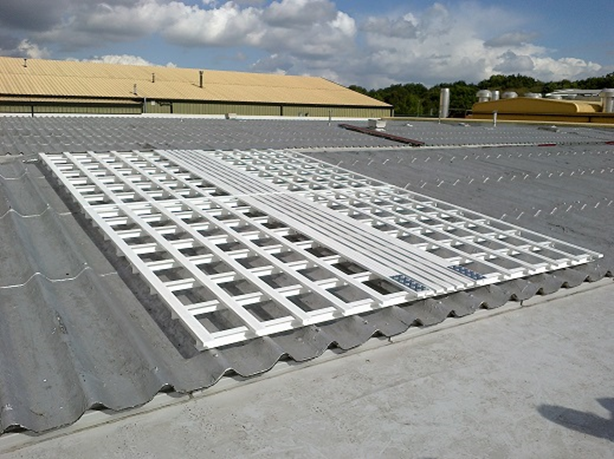 Skylight protection systems