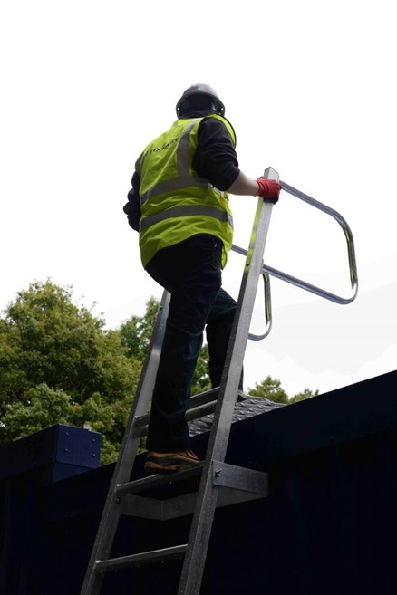 Companionway Ladder